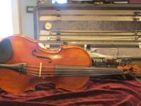 16 inch Viola for intermediate player, will take