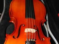 Stunning Lewis & Son Viola bought new in a music store