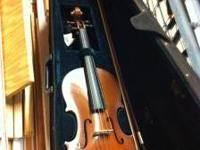 American made violin. Almost new. $125 Call  Location: