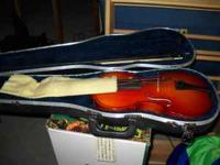 Very nice violin. Please call with questions if