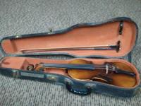 Violin by Lifton (West Germany), in original case and