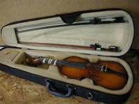 Right here is a good violin - Cecilio CVN-300 serial