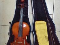 GERMAN VIOLIN FOR SALE Excellent like-new condition and