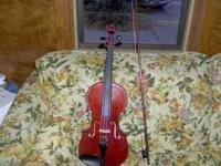 Full Size Violin For Sale----Perfect for the serious