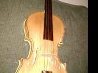 have an amazing violin; asking 150 serious buyers only!