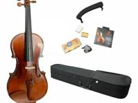 This is a newViolin Outfit is an exceptional value for