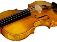 Violin rent starting only $12/mo Also high quality hand