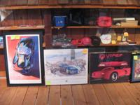 VIPER COLLECTION FROM 1994 TO PRESENT INCLUDING FRAMED