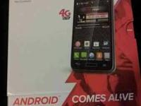 I have a brand new and unopened LG Optimus F3 for