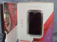 Virgin Mobile LG Optimus Elite Cell Phone Pre-Owned /
