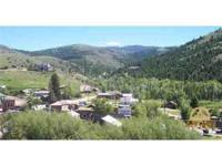 Budget friendly lot in Virginia City. Located on