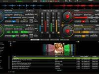 Selling the Virtual DJ Pro program, free installation