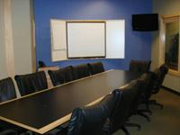 Beautifully provided workplace suite for lease.