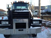 Make: Mack Model: Other Mileage: 12,600 Mi Year: 1990