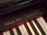Classico 300 Digital Piano has a full weighted