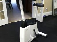 "Pre-Owned Vision Fitness E3200 Upright Bike ""Like New"