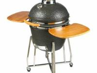 Vision Kamado Grill/Smoker,$500 (cost $675 new), only