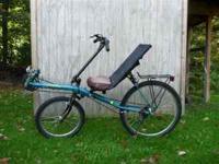 Short-wheel-base design by Advanced Transportation