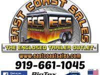 We have your next cargo-enclosed Trailer There's a