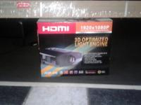 HD Ready HDMI Projector * Individual calibration of
