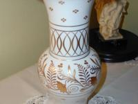 I have for sale 1 very rare, beautiful ornate Porcelain