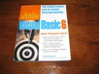 Visual Basic 6. Teach yourself, Scott Warner 1998 ISBN