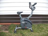 Vital Fitness exercise bike M210P Good shape every