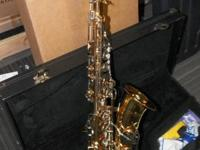 Vito Alto Saxophone by LeBlanc with Case   Serial #