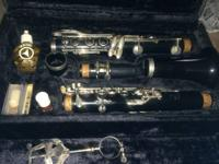 This used Vito Clarinet was used by my daughter last