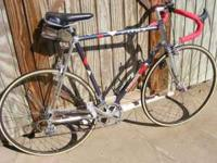 I have a like new Vitus Bicycle for sale in Exc.