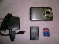 this is a vivatar 11mp digital camera that works &