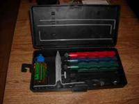 Vivitar 4x30 binoculars new in the box, $7.00. Lansky