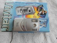 Vivitar-Vivicam 5100 Camera - $40.00 Comes with SD card