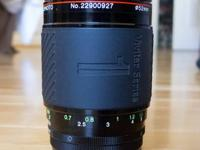 This is an incredible lens for macro work. It's rather