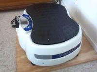 This VMAX Q5 Whole Body Vibration machine is used and