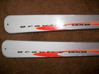 Volant Gravity GXS Downhill Skis Length : 6'