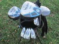 I have a set of Volante pro series, right handed womens