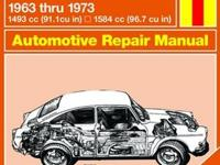 This is a NEW, Automotive Repair Manual for the