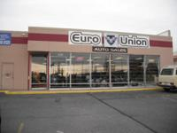EURO UNION IS A AUDI/VOLKSWAGEN SERVICE AND PARTS