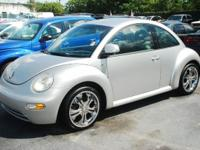 Options Included: N/A1999 VOLKSWAGEN BEETLE GL AUTO,