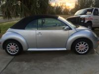 2004 Volkswagen Bettle Convertible. Looks and runs