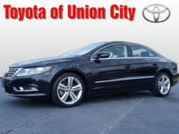 Who could resist this 2013 Volkswagen CC Sport? It