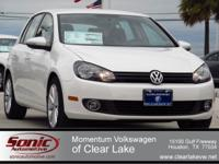Step into the 2014 Volkswagen Golf! It offers great