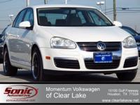 2008 Volkswagen Jetta S Sedan has a white exterior with