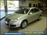 The Volkswagen Jetta trumps most 2010 small cars with a