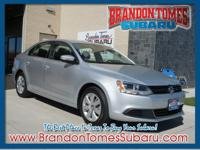 Feast your eyes on this silver 2013 Volkswagen Jetta SE