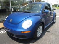 AUTO..This 2008 Volkswagen Beetle is a Local Trade in