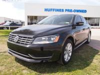 CARFAX 1-Owner, LOW MILES - 3,801! TDI SE w/Sunroof