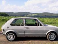 Great 1982 VW Rabbit 1.7 ... this is a really cool