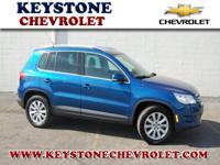 Take a look at this 2009 Volkswagen Tiguan SE 4Motion.